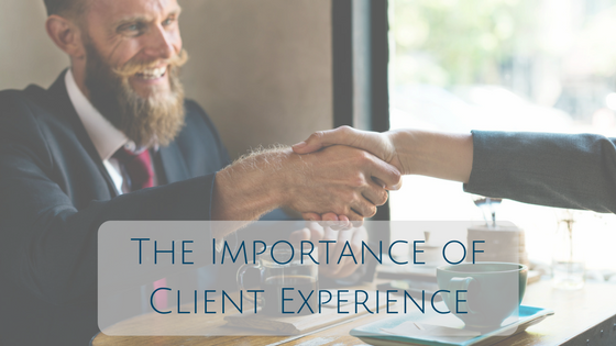 The Importance of Client Experience